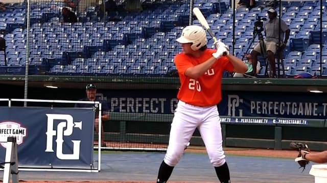 Rays ink Kinney, second Day 1 pick