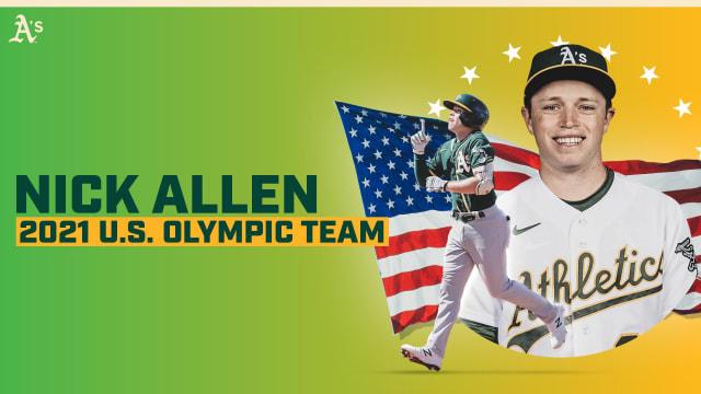 No. 3 prospect Allen on Team USA roster