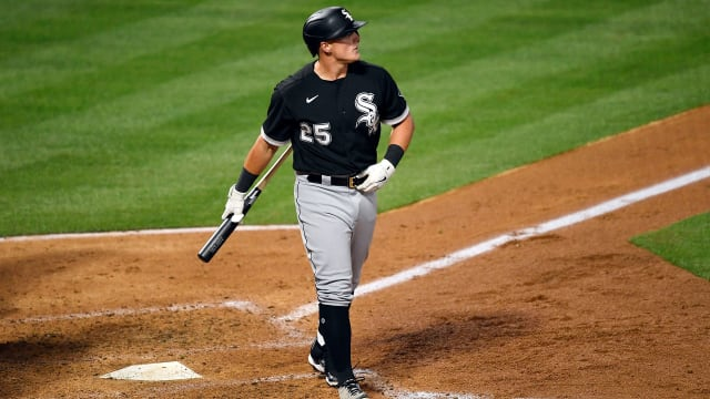 White Sox breaking in Vaughn 'cautiously'