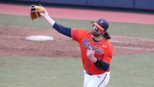 Meet the NCAA's most entertaining pitcher