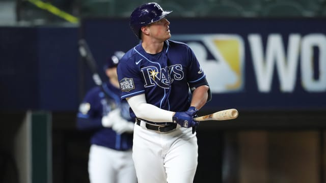 Rays DFA Renfroe amid Rule 5 roster moves