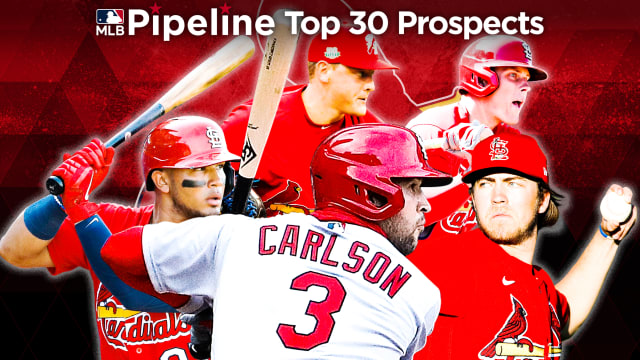 Here are the Cardinals' 2021 Top 30 prospects