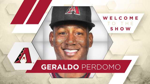 What to expect from Geraldo Perdomo