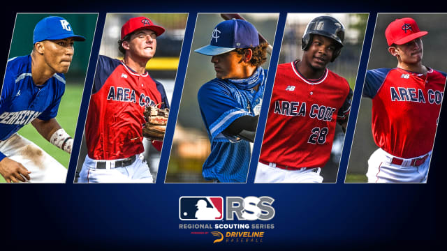 '21 Draft prospects shine at Scouting Series
