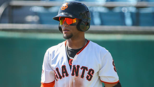 Next generation of Giants shining in Minors