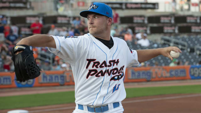 Angels' Detmers fans 10 in fourth pro start