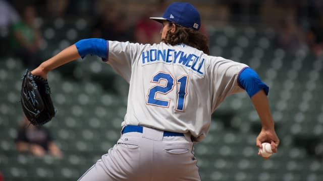 Honeywell throws in live batting practice