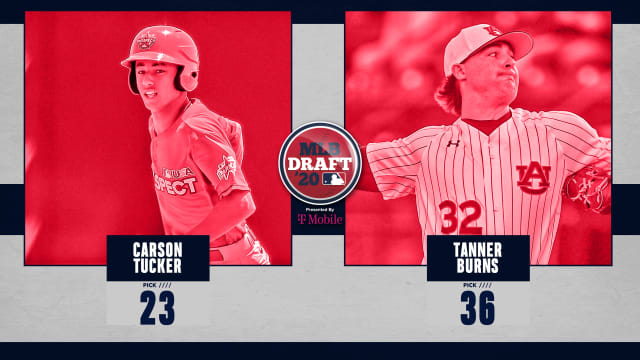 Tribe eager to see how '20 Draft class pans out