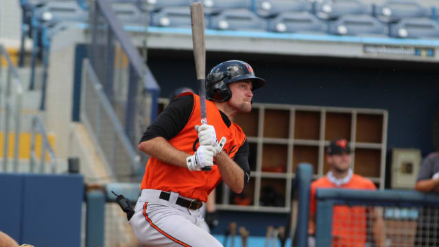 O's first-rounder Cowser homers in pro debut
