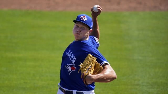 Notes: Pearson working in bullpen role