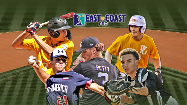 East Coast Pro's top performers