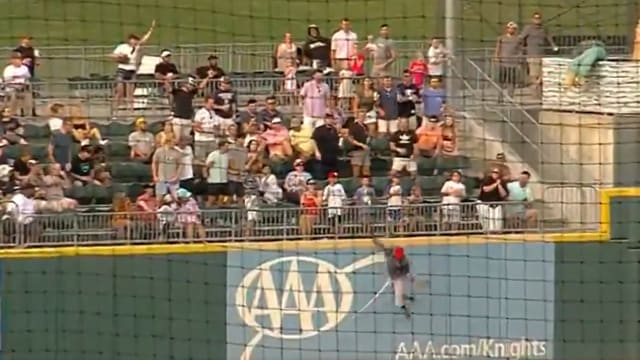 No, THIS catch really is best you'll ever see