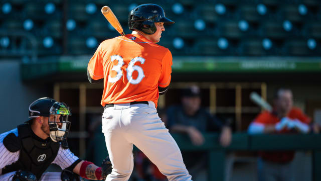 This week's top O's Minor League performers