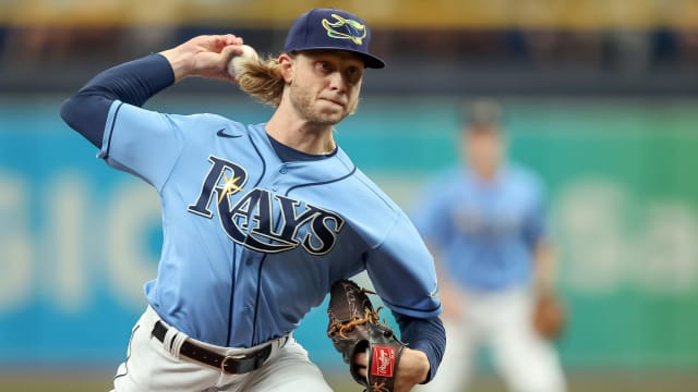 Baz gives 97-win Rays food for thought