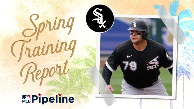 White Sox Minor League camp report