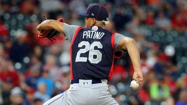 No. 3 Padres prospect Patiño keeps aiming high