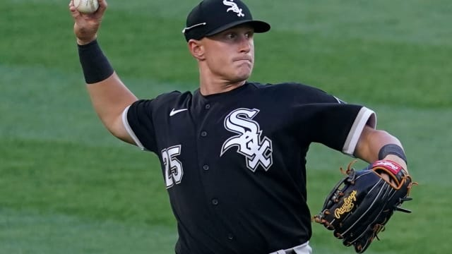 Notes: Patience with Vaughn, Kopech in 'pen
