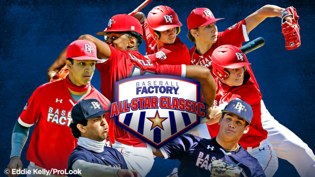 Baseball Factory All-Star Classic top players