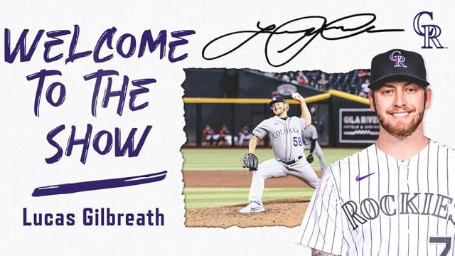 Dream come true: Gilbreath reflects on debut