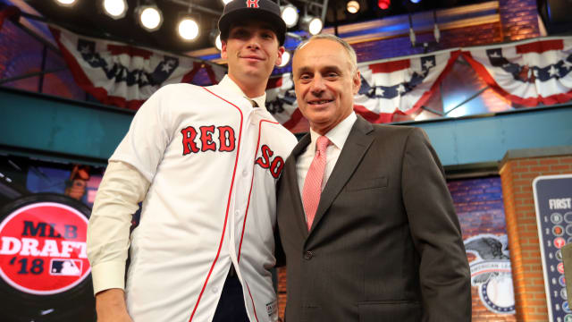 Top Red Sox Draft pick from every season
