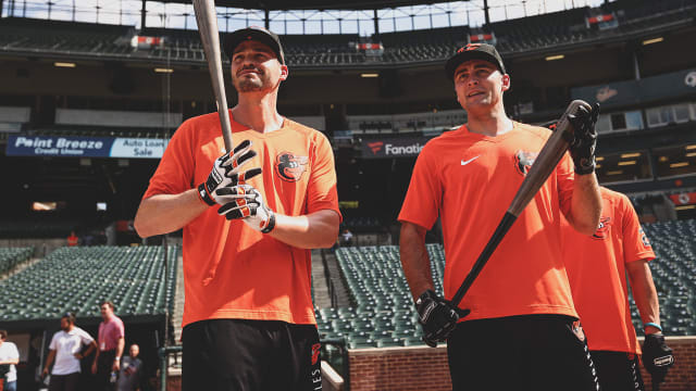 Cowser, Norby visit OPACY as draftees sign