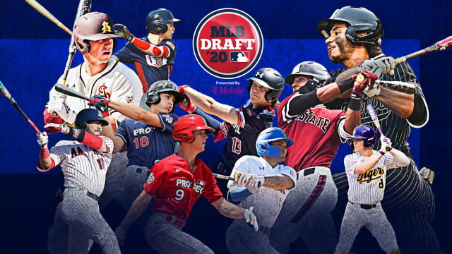 Best pure hitting 2020 Draft prospects