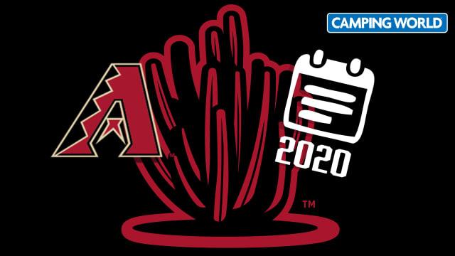 Arizona Diamondbacks Spring Training 2020.2020 Spring Training Schedule Released Mlb Com