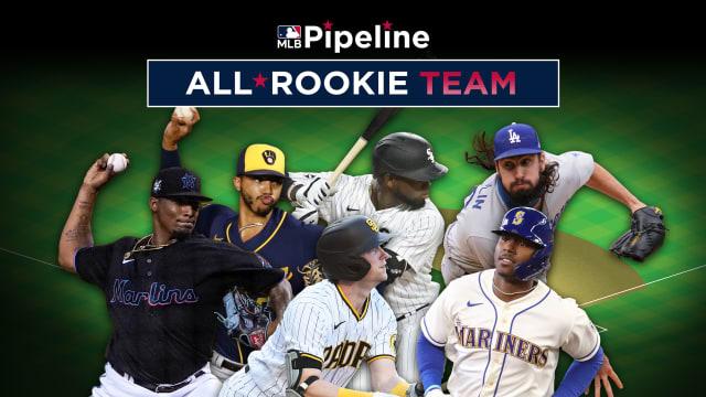 MLB Pipeline's 2020 All-Rookie Team