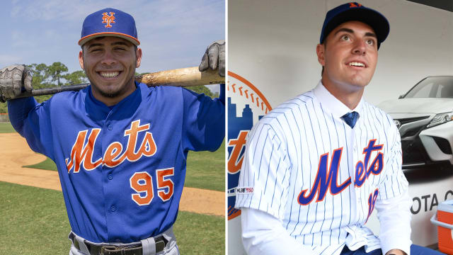 Mets add prospects Alvarez, Allan to pool