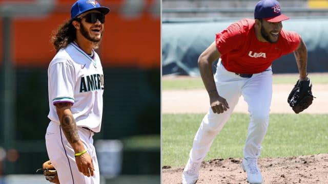 Twins get 2 top Jays prospects for Berríos