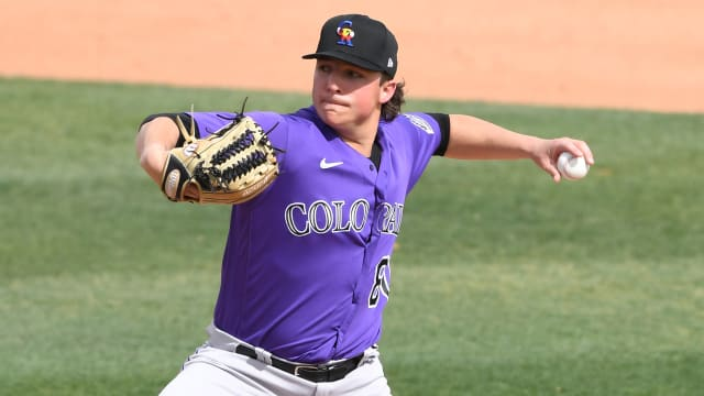Rockies lefty Rolison promoted to Triple-A