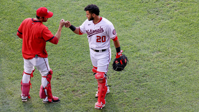 With Nats debut done, Ruiz ready to improve