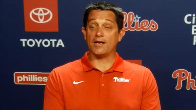 Phillies analyzing abundance of Draft talent