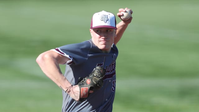 Mikulski highlights SF's pitching-heavy Day 2