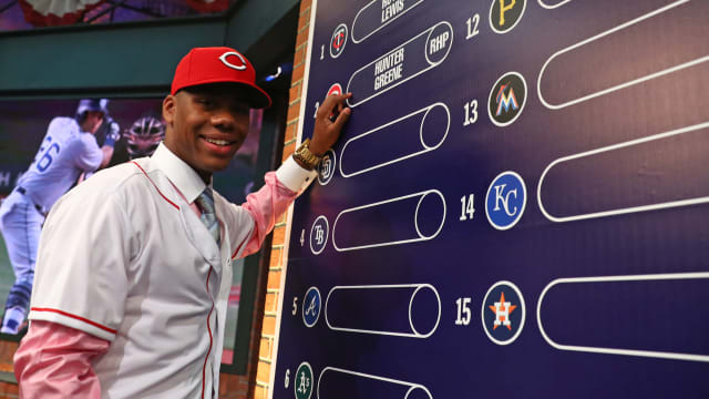 The top Reds Draft pick from every season
