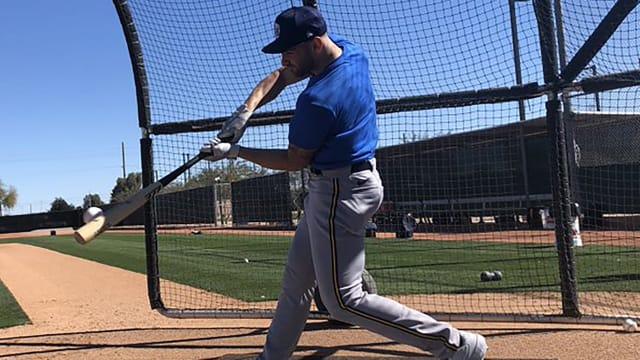 Notes: Mitchell's spring debut; Piña swats HR