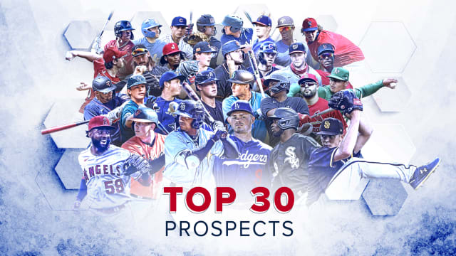 Here's each team's new Top 30 Prospects list