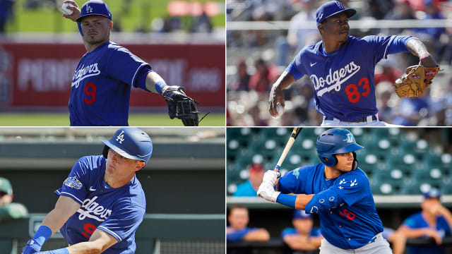 Here's a look at the Dodgers' farm entering 2020
