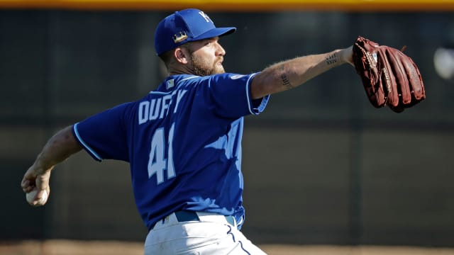 Notes: Duffy's velo up; Mondesi nears debut