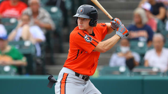 Here are the O's fastest-rising prospects
