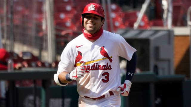 Notes: Carlson optioned; Cards honor Brock