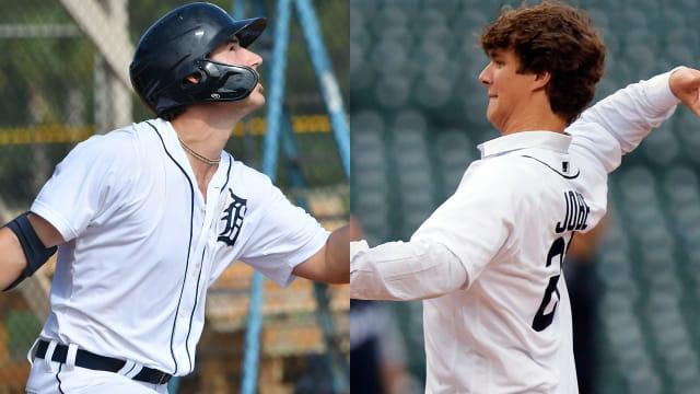 Pacheco, Jobe next prospect duo for Detroit
