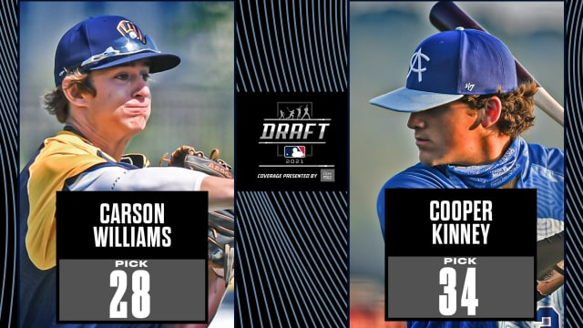 Rays add to INF depth on Day 1 of Draft