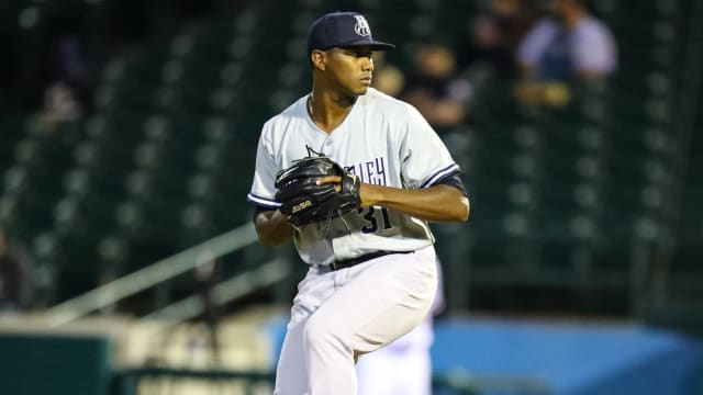 With rotation in flux, Peguero gets chance