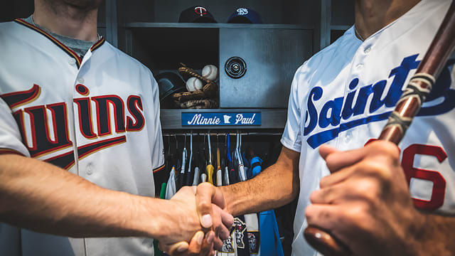 Saints bring indy flair to Twins' organization