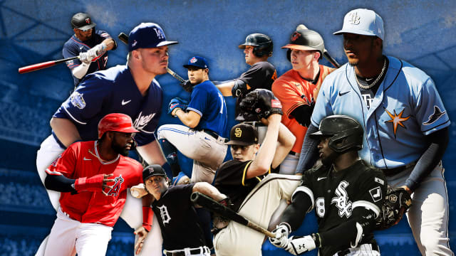 Here's the new Top 100 Prospects list