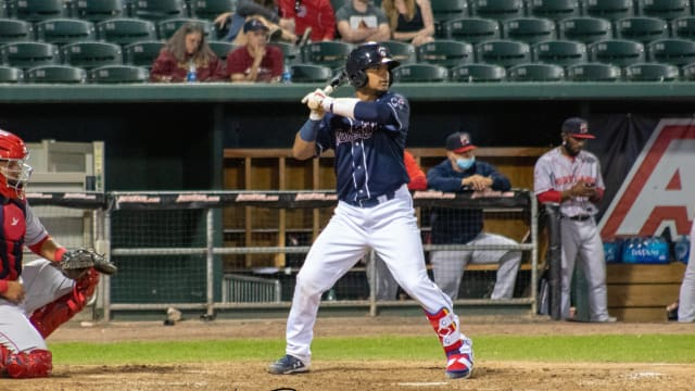 Top prospect Moreno headed to Triple-A