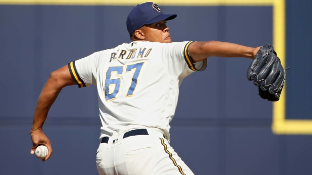 Perdomo on cusp of making an impact in Majors