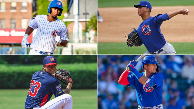 Cubs prospect report from alternate site