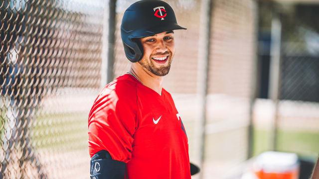 After debut in '20 playoffs, Kirilloff eyes MLB